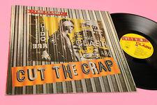 CLASH LP CUT THE CRAP 1°ST ORIG GREECE 1985 EX+ TOP TOP RARE