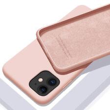 Phone Case For iPhone 12 Pro 12 Mini 11 Pro Max XS XR 8 X Liquid Silicone Cover