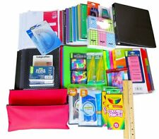 Secondary School Supply Pack for College, High or Middle School 25 piece Bundle