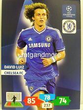 Adrenalyn XL Champions League 13/14 - David Luiz - Chelsea FC