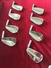 Mixson Golf Tournament Blade 1020 Carbon Steel Forged Heads Only 3-PW