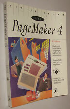 FIT TO PRINT WITH PAGEMAKER 4 - WILLIAM LOMAX - CON DISKET - EN INGLES