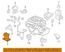 HONDA OEM 99-04 Odyssey-Engine Motor Mount/Torque Strut 50800S0XA04