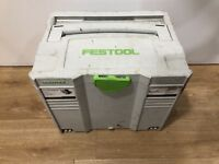 Festool  Plunge Cut Track Saw Ts 55 110v