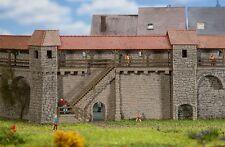 Faller 232353 Altstadtmauer mit Treppe