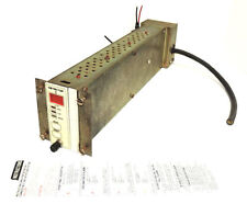DETEKTOR I COMBUSTIBLE GAS DETECTION SYSTEM PANEL ROSEMOUNT ANALYTICAL 624303