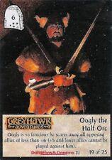 Spellfire - Underdark Chase #19 - UDc/19 - Oogly the Half-Orc - D&D