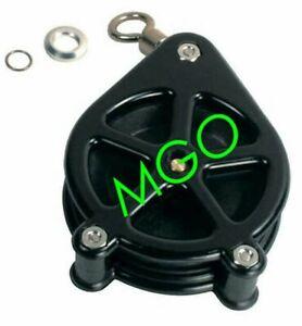 Big Jon Downrigger Parts KT3049 5 Spoked Tip /W Swivel & Retainer Ring