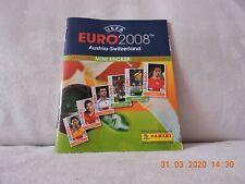 PANINI EURO 2008 POCKET MINI ALBUM completo -16
