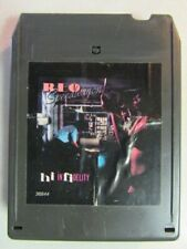 REO SPEEDWAGON HI INFIDELITY 8 TRACK TAPE TESTED PLAYS GREAT EPIC FEA 36844 OOP