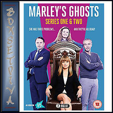 MARLEYS GHOSTS - COMPLETE SERIES 1 & 2 **BRAND NEW DVD***
