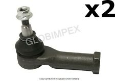 JAGUAR X-TYPE 2002-2008 Tie Rod End LEFT & RIGHT OUTER (2) DELPHI TECHNOLOGIES