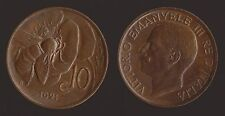 10 CENTESIMI 1921 APE - VITTORIO EMANUELE III SPL