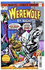 1)WEREWOLF BY NIGHT: FACSIMILE ED. #32(9/21)REPRINTS 1st MOON KNIGHT(CGC IT)9.8!