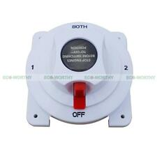 Hot Battery Selector Switch Replaces Guest 2111A 4 Position Marine Boat US