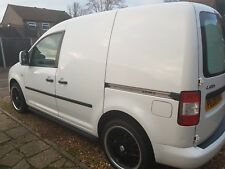 VW CADDY VAN 1.9 TDI MODIFIED AUDI S LINE TOURAN