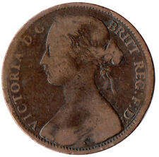 1863 ONE PENNY OF QUEEN VICTORIA /VERY HIGH GRADE       #JAN84