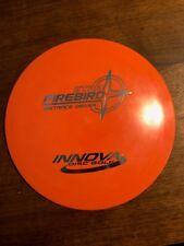 Innova Pfn Star Firebird 171g Orange w/ Silver Stamp New