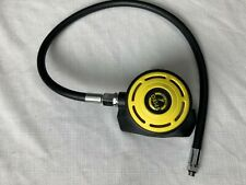 New listing Aqualung Spiro 2nd Stage/ Octo Regulator for Scuba Diving (Yellow)