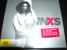 INXS The Very Best Of Greatest Hits Deluxe Edition (Australia) 2 CD + DVD - New