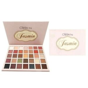 DISNEY JASMINE Morphe Huda Professional Eyeshadow 35 Colours Eye Shadow Palette