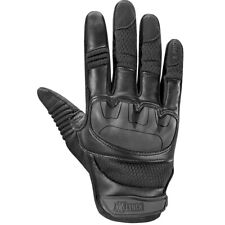KinetiXx X-Pro Glove Mens Security Tactical Military Work Rubber Knuckle Black