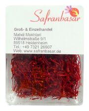 Safran-Fäden 2 gr. SUPER NE-GIN PREMIUM-QUALITÄT Saffron azafran von SAFRANBASAR