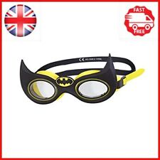 Zoggs Kids' DC Super Heroes Character Swimming Goggles, Batman, 6-14 Years