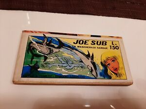 Joe Sub striscia n.1 (Molto rara!!)