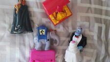 4 Disney Aladdin Toys Abu Genie Jafar Abu As Elephant