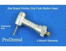 Star Titan Brand Friction Grip Push Button Dental Handpiece Head Prodental