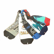 Doctor Who Character Ladies 5 Pairs Of Crew Socks New Toys Dr Who Clothing