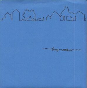 """LONG WEEKEND Thin Lipped Song 