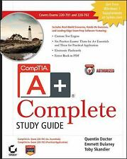 CompTIA A+ Complete Study Guide: Exams 220-701 (Essentials) and 220-702 (Practic
