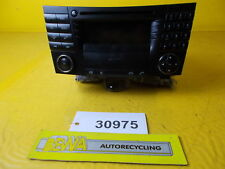 Radio /CD/Navi    Mercedes W 211 E220 CDI      A2118702790        Nr.30975