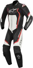 Alpinestars MOTEGI V2 1-PC Leather Road/Track Suit (Black Wht Red) EU 58/US 48