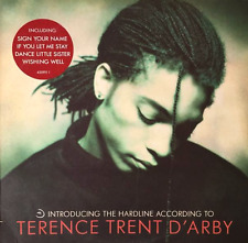 TERENCE TRENT D'ARBY - Introducing The Hardline According To... (LP) (EX-/VG-)