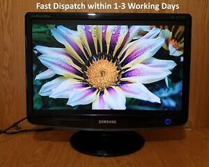 "Samsung 20"" inch DVI VGA Widescreen Monitor. Samsung SyncMaster 2032BW"