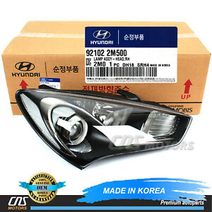 GENUINE Halogen Headlight RIGHT for 2013-2016 Hyundai Genesis Coupe 921022M500