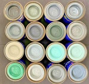 Revell Model paint 14ml 16 tin assortment pack assortment # 1