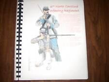 Civil War History of the 6th North Carolina Infantry Regiment