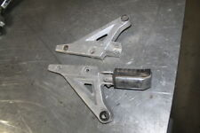 1984 HONDA VF 500 C MAGNA V30 REAR FOOT PEG BRACKET #892