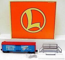 Lionel Trains 6-16777 Lionel Cola Operating Car and Platform MIB **