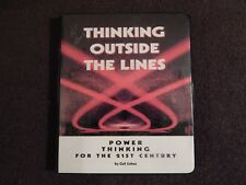 THINKING OUTSIDE THE LINES - CASSETTES - GAIL COHEN (USED CONDITION)