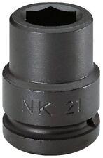 "Facom herramientas 3/4 ""Sd 24 Mm Hexagonal / 6 Punto De Impacto Socket-Nk.24 un"