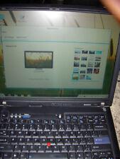 Laptop IBM Lenovo R61, 500GB, 2GB, Windows 7 (76)