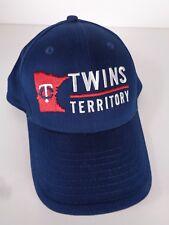 Minnesota Twins Territory Mountain Dew Baseball Cap Hat Blue