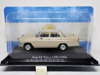 "ATLAS RILEY 4/68-4/72 (SIAM DI TELLA) 1/43 BY IXO/ ALTAYA ""UNFORGETTABLE  CARS"""
