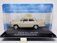 "NEW SIAM DI TELLA (RILEY 4/68-4/72) 1/43 BY IXO FOR ALTAYA ""UNFORGETTABLE  CARS"""