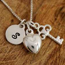 Love Hearts No Stone Fine Necklaces & Pendants